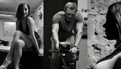 Daniel Craig Ana de Armas操肌練開槍 《007:生死有時》攝影師公開絕密花絮