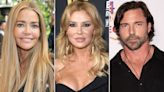 Brandi Glanville Tells Denise Richards and Aaron Phypers She Wants 'to Be a Throuple' with Them