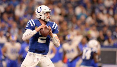 Colts Make Significant QB Decision Amid Carson Wentz Injury Concerns
