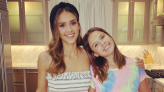 Jessica Alba Opened Up About Going to Therapy With Her 13-Year-Old Daughter