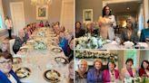 Harris hosts dinner for female senators, but border talk missing from the menu
