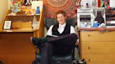 Inside Harry's school dorm room - racy posters and cheeky photo of A-list star