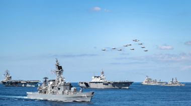 美印太司令部大型軍演 美海軍升級戰艦作戰能力