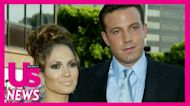 That Face! Ben Affleck Spotted Grinning as He Leaves J. Lo's House