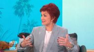 The Talk - Fraud! Sharon Osbourne Says Someone 'maxed out' Her and Ozzy's Credit Cards