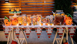 Three Tips for Hosting an Outdoor Halloween Party