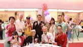 鑽石婚模範夫妻 屏東市92歲賴金元與91歲賴王月專結縭72年