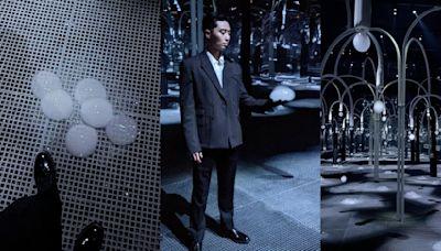 身在英國拍攝《驚奇隊長2》的 朴敘俊也到場參觀!不會溶化的固體泡泡 展覽究竟有何特別? – Vogue Hong Kong