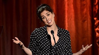 Sarah Silverman On Why She Appeared In 'Imagine' Video: 'Couldn't Say No'