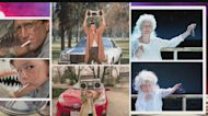 5-Year-Old Instagram Star Recreates Movies Scenes With Dad