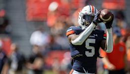 Auburn fires wide receivers' coach Cornelius Williams