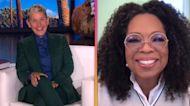 Oprah Gives Advice to Ellen DeGeneres About Ending Her Daytime Talk Show