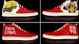 NBA/腳穿「自由中國」鞋 坎特再嗆習近平:放馬過來