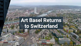 Art Basel Returns to Switzerland — Here Are the Must-see Installations You Can View From H