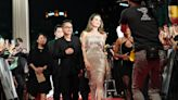 'Eternals' Premiere: Angelina Jolie Poses With Her Kids; Salma Hayek, Others Hit Red Carpet [Photos]