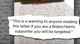 James Dale Reed Sentenced To Federal Prison For Threatening President Biden, VP Harris