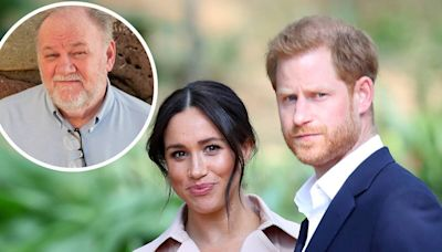 Meghan Markle's Dad Thomas Markle Comments on Baby Lili and Makes Accusation About Oprah