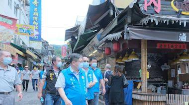 疫情降後人潮回流 內灣店家防疫措施 歡迎遊客來玩