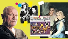 Steven Berkoff's teenage obsessions: 'I became very adept at jive'