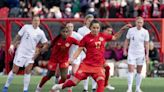 Canadian women's soccer team kicks off Celebration Tour with victory over New Zealand