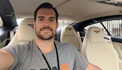Henry Cavill's Car Collection Is Super