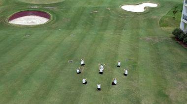 高爾夫》台灣疫情降二級!全國花園球場揮桿樂