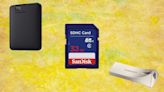Prime Day storage sale: Save up to 60 percent on SanDisk and Samsung memory cards, flash drives and more