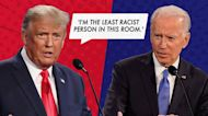 Highlights from the final presidential debate between Trump and Joe Biden