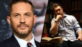 You Can Now Hire a Tom Hardy Lookalike to Teach Your Child How to Read