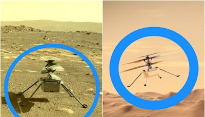 NASA's Ingenuity helicopter just flew to a new Martian airfield to start a new mission