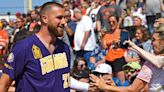 Browns, Chiefs take budding rivalry onto softball field
