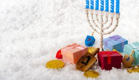 How Hanukkah Came to America