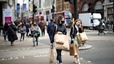 UK retail sales fall in Sept despite panic buying of fuel