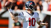 Texans rookie Mills to start at QB Thursday against Panthers