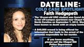 Family of slain UNC student Faith Hedgepeth desperate for answers nearly eight years after her brutal murder