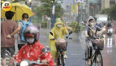 午後對流旺盛!氣象局發布「11縣市大雨特報」 屏東縣2鄉「二級淹水警戒」