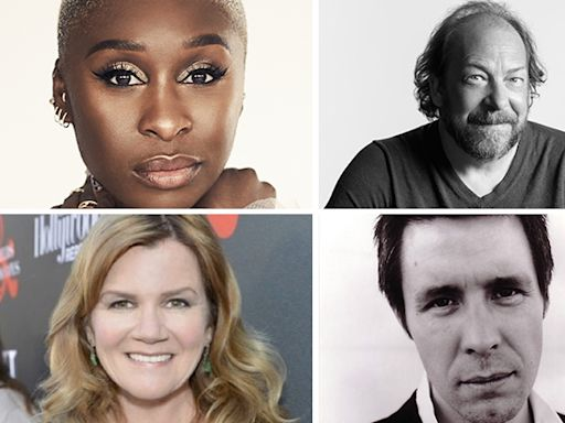 'The Outsider': Cynthia Erivo, Bill Camp, Mare Winningham, Paddy Considine, Julianne Nicholson Among 10 Cast...