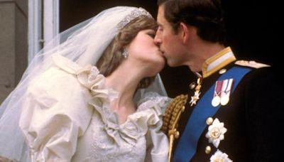 40 años de la boda de Lady Di y el príncipe Carlos: momentos icónicos