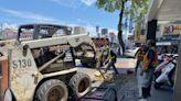 維護行的安全 南市陸續檢測移除風險樹木