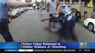 Philadelphia Police Release Video Of Walter Wallace Jr. Shooting
