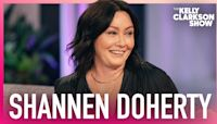 Shannen Doherty Is A 'Better Actor Than Ever' Following Stage 4 Breast Cancer Diagnosis