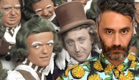Taika Waititi Developing Two Animated Willy Wonka TV Shows For Netflix