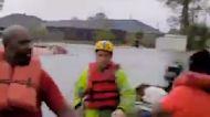Rescues Underway as Floodwater Inundates Northwest Florida Neighborhood
