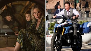 'Mission: Impossible 7' & 'A Quiet Place Part II' To Hit Paramount+ After 45-Day Theatrical Run