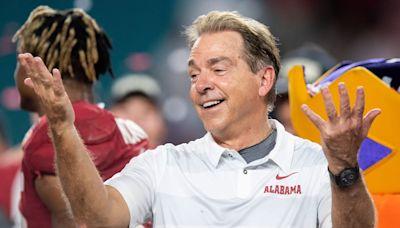 Alabama's statistical chances of making, winning CFP skyrocket, according to data firm FiveThirtyEight