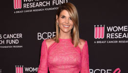 Lori Loughlin Jumps Right Back Into Her Hollywood Life in First Post-Prison Acting Gig