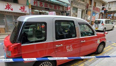 的士謀殺案|警:兇徒曾出入西環酒店 疑有暴力傾向籲市民小心