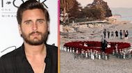 Scott Disick Is 'Not Happy At All' About Kourtney Kardashian's Engagement to Travis Barker (Source)