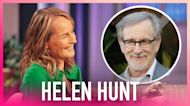 Steven Spielberg Had To Convince Helen Hunt To Do 'Twister'