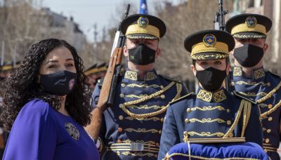 Top US envoy Blinken urges Kosovo resume talks with Serbia